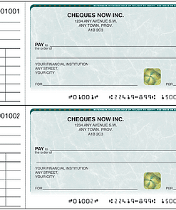 Custom cheque printing