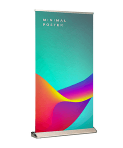 premium wide pull up banners